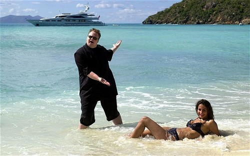 kim dotcom photo