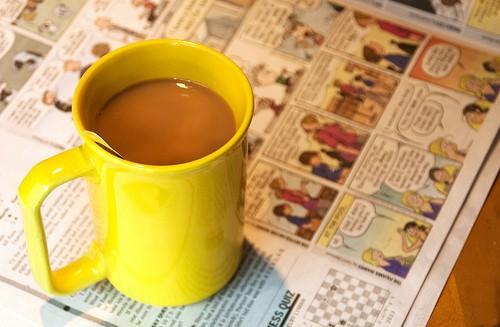 coffee talk photo