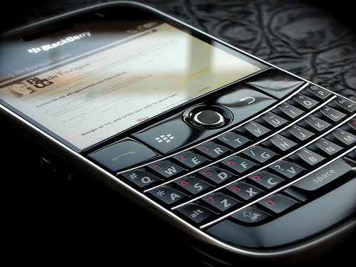 blackberry photo