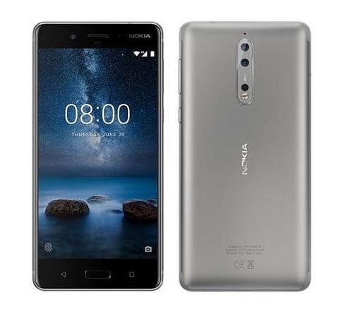 Nokia 8 Hadir Dengan Prosesor Keren Snapdragon 835