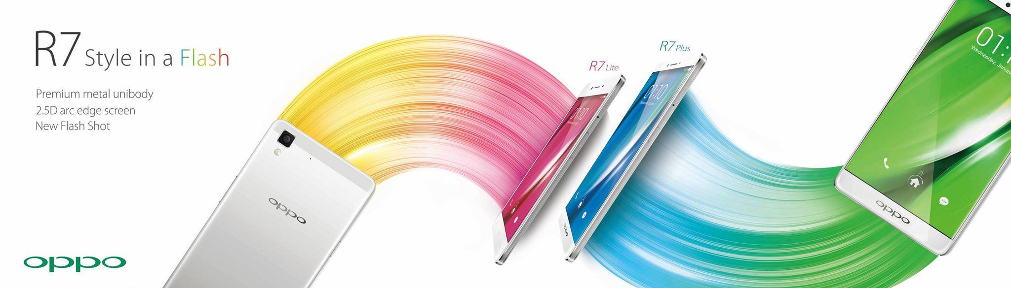 Oppo R7 series