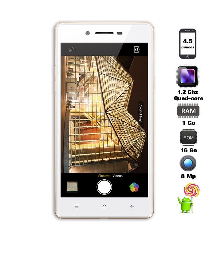 Oppo Neo 7 Spesifikasi