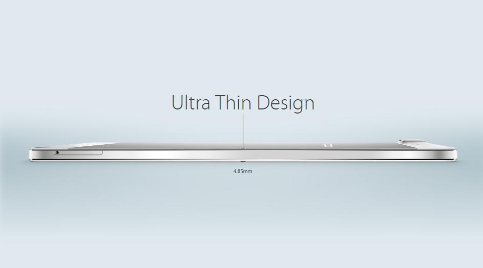 Desain Oppo R5