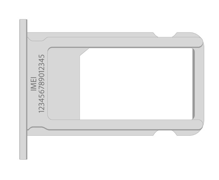 slot kartu iphone