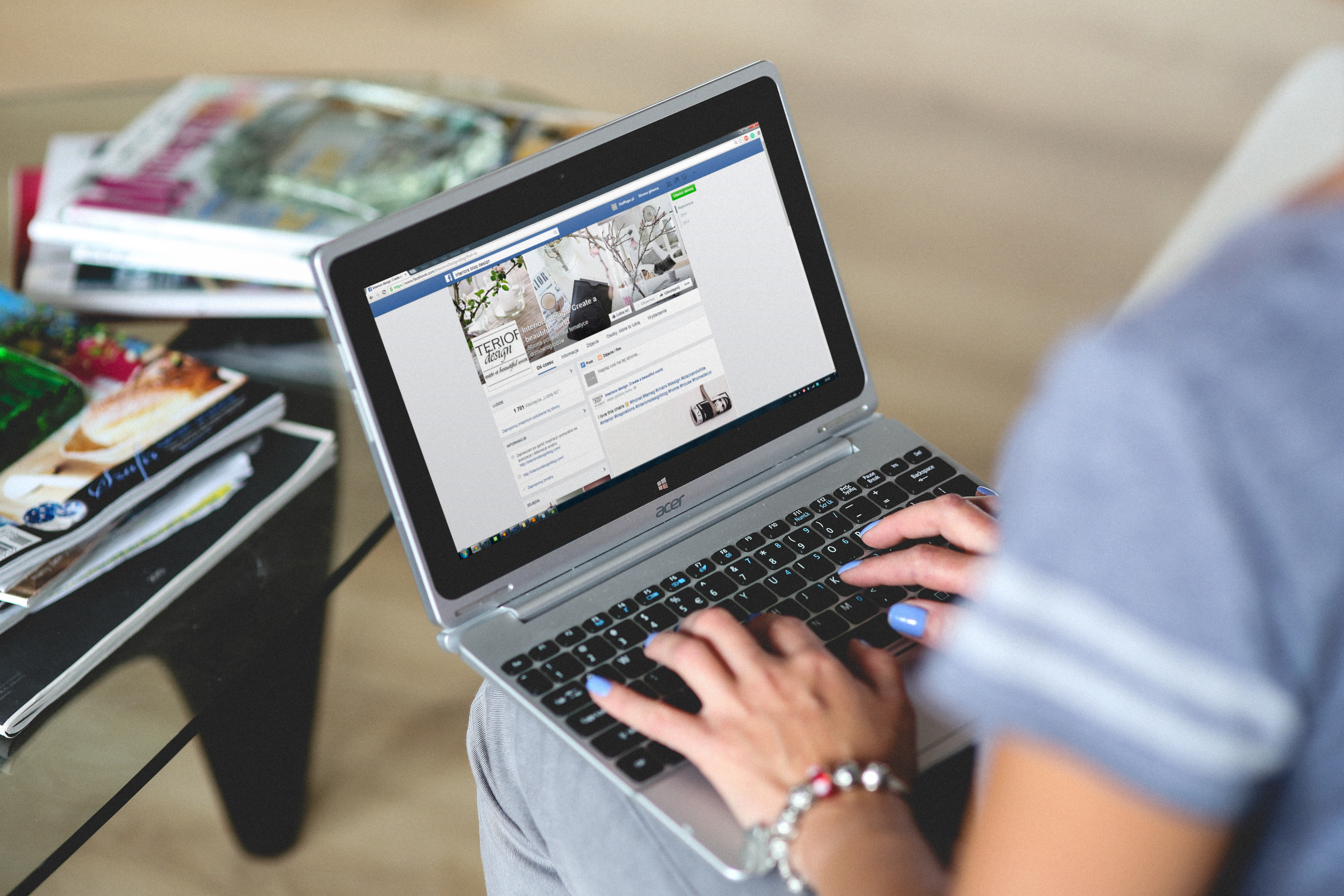 cara download video di facebook