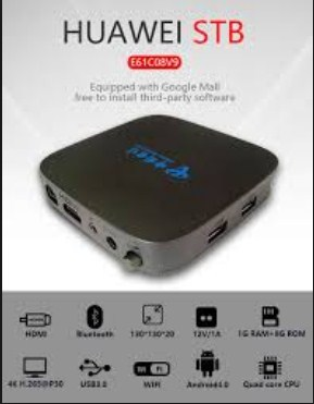 Android tv box huawei