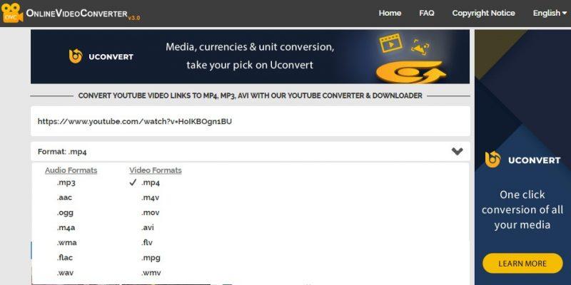 cara gampang convert video