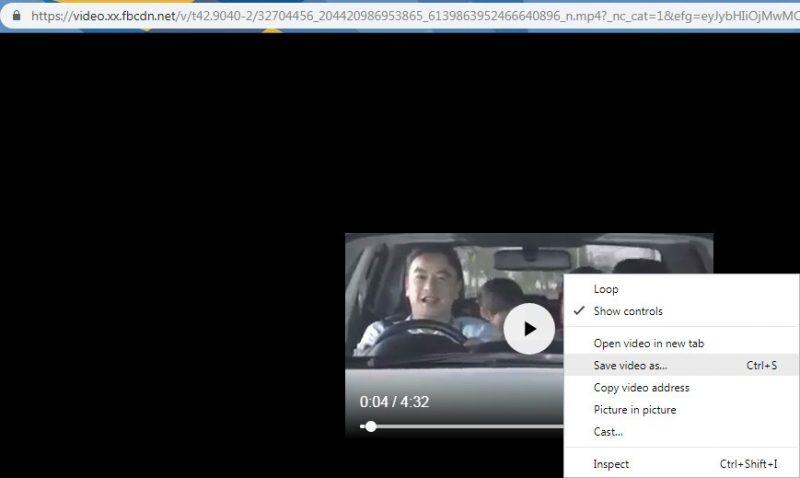 cara mudah download video dari facebook
