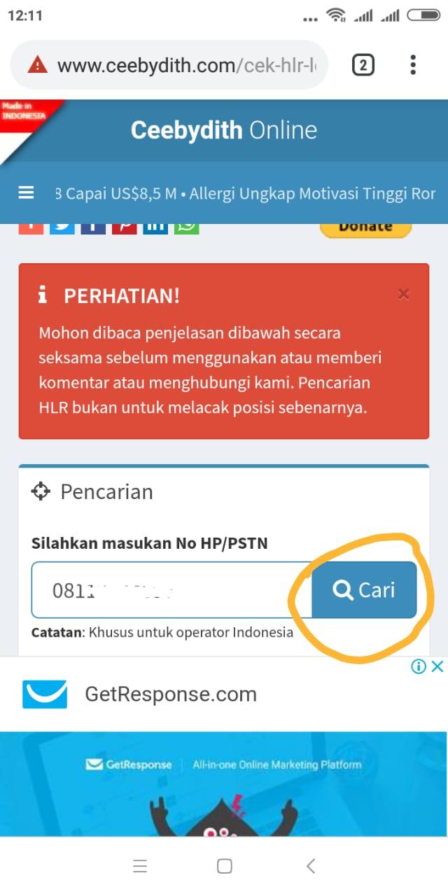 cara melacak hp android dengan gmail