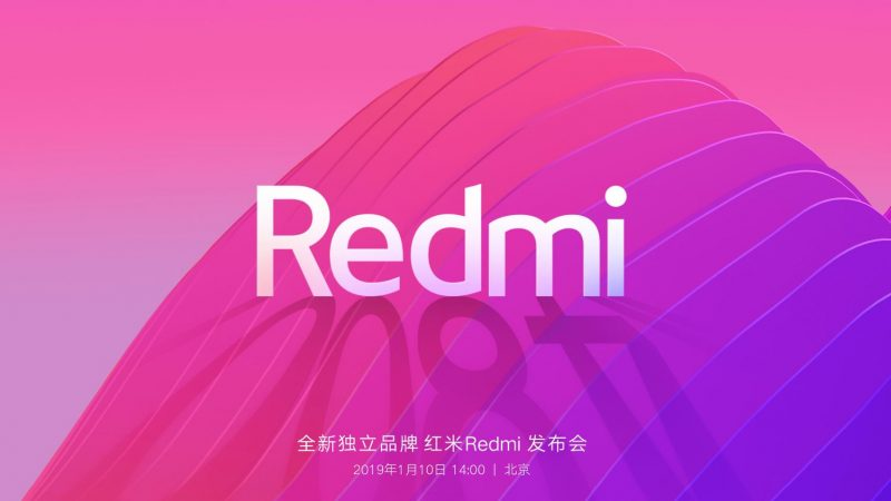 Redmi Pisah Dari Xiaomi, Redmi Jadi Merek Sendiri