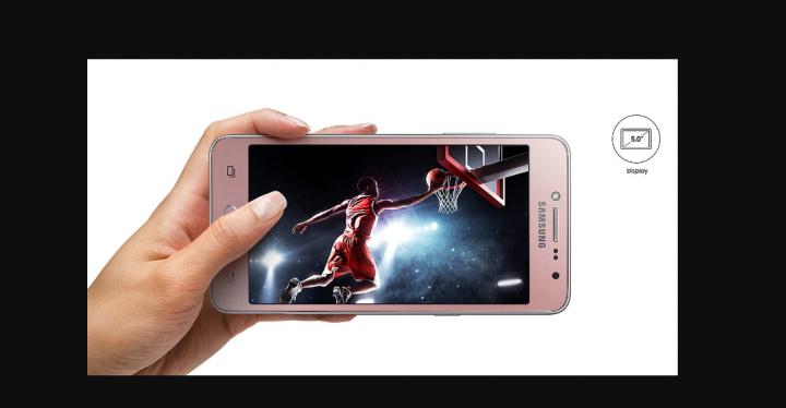 Samsung J2 Prime Dengan Kamera Depan Terbaik di Silsilah J Series