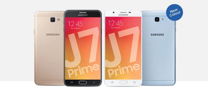 Samsung J7 Prime Hadir Dengan Kemewahan Baru