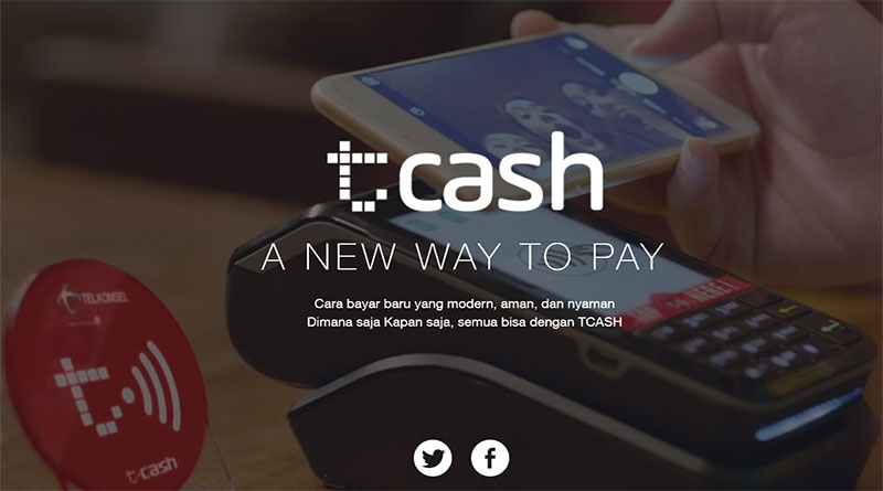 kemudahan dalam bertransaksi dengan TCash