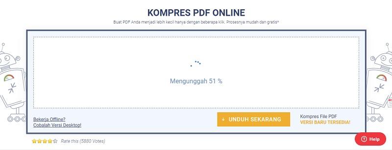 Kompres pdf online