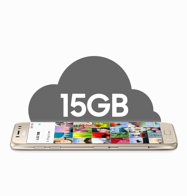 15 GB synchronize