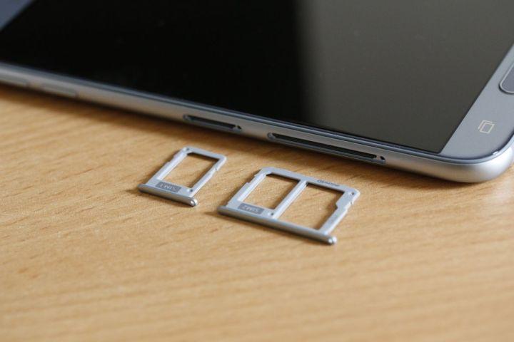 Slot micro SD S7 Pro