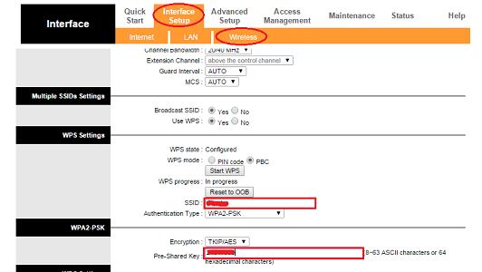Cara ubah password admin wifi