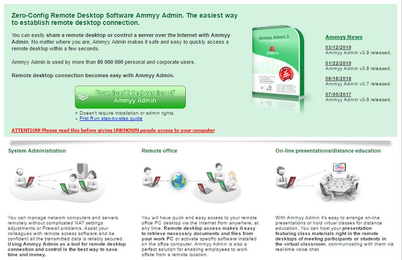 Ammyy Admin adalah