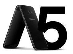 Samsung Galaxy A5 (2017): Smartphone dengan Display Mengagumkan