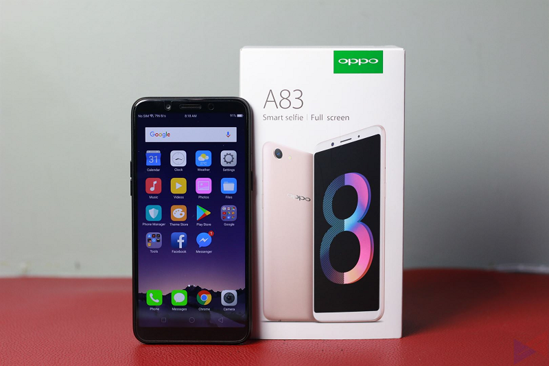 A83 oppo
