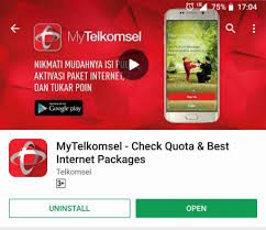Download aplikasi mytelkomsel
