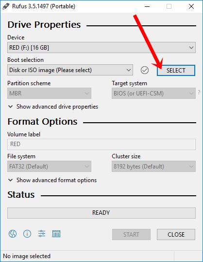 Cara Menggunakan Rufus Untuk Membuat Bootable Flashdisk