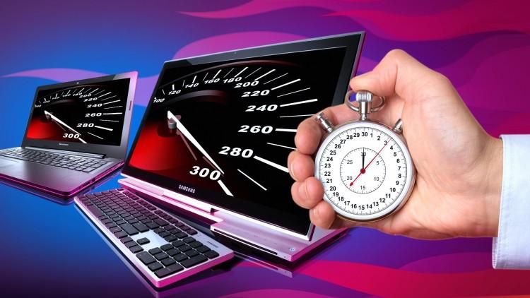7 cara mempercepat kinerja laptop di