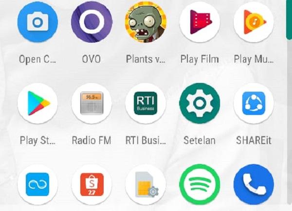 cara upgrade os android