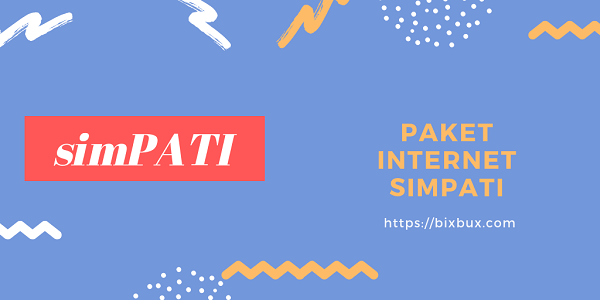 Paket Internet Simpati