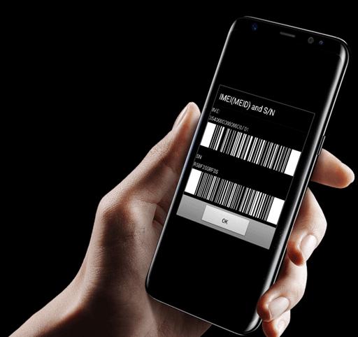 Gambar Samsung IMEI