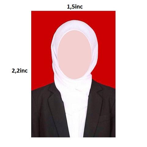 gambar ukuran foto 4x6 dalam satuan inci