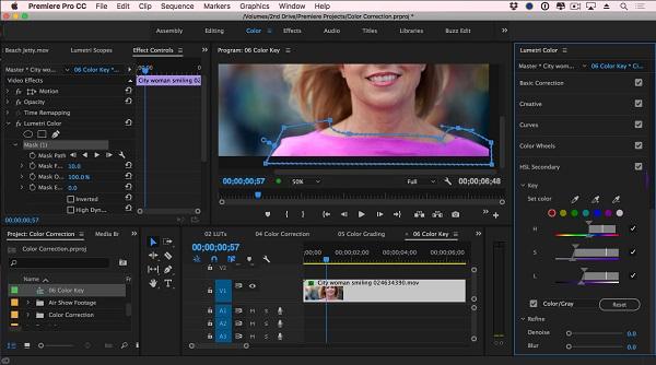 Gambar Adobe Premiere Pro