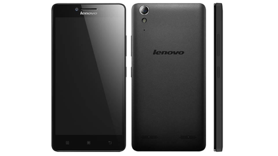 Gambar Lenovo A6000