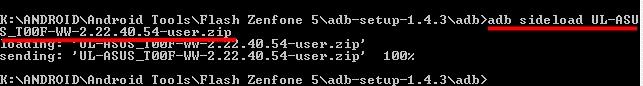 Ketik: adb sideload<spasi></noscript><img class=