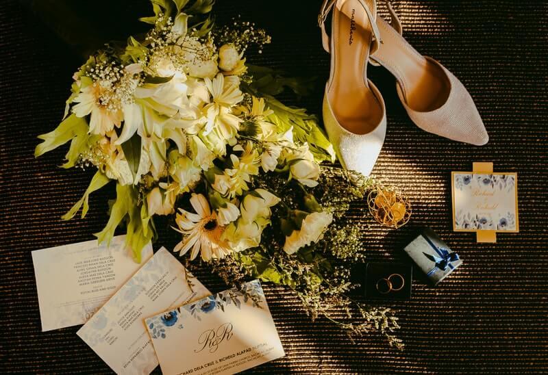 Gambar undangan pernikahan