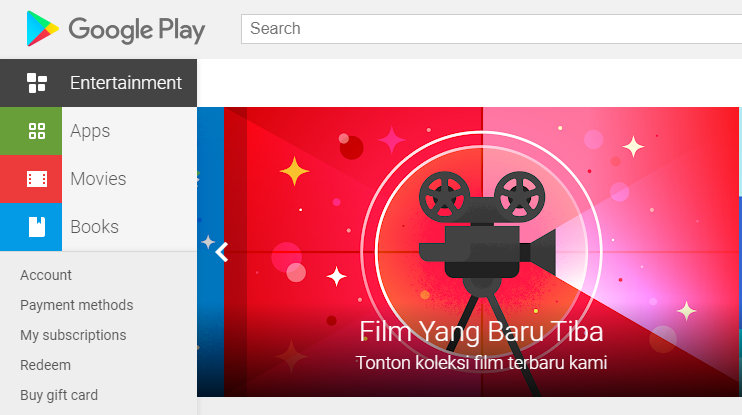 download film google play