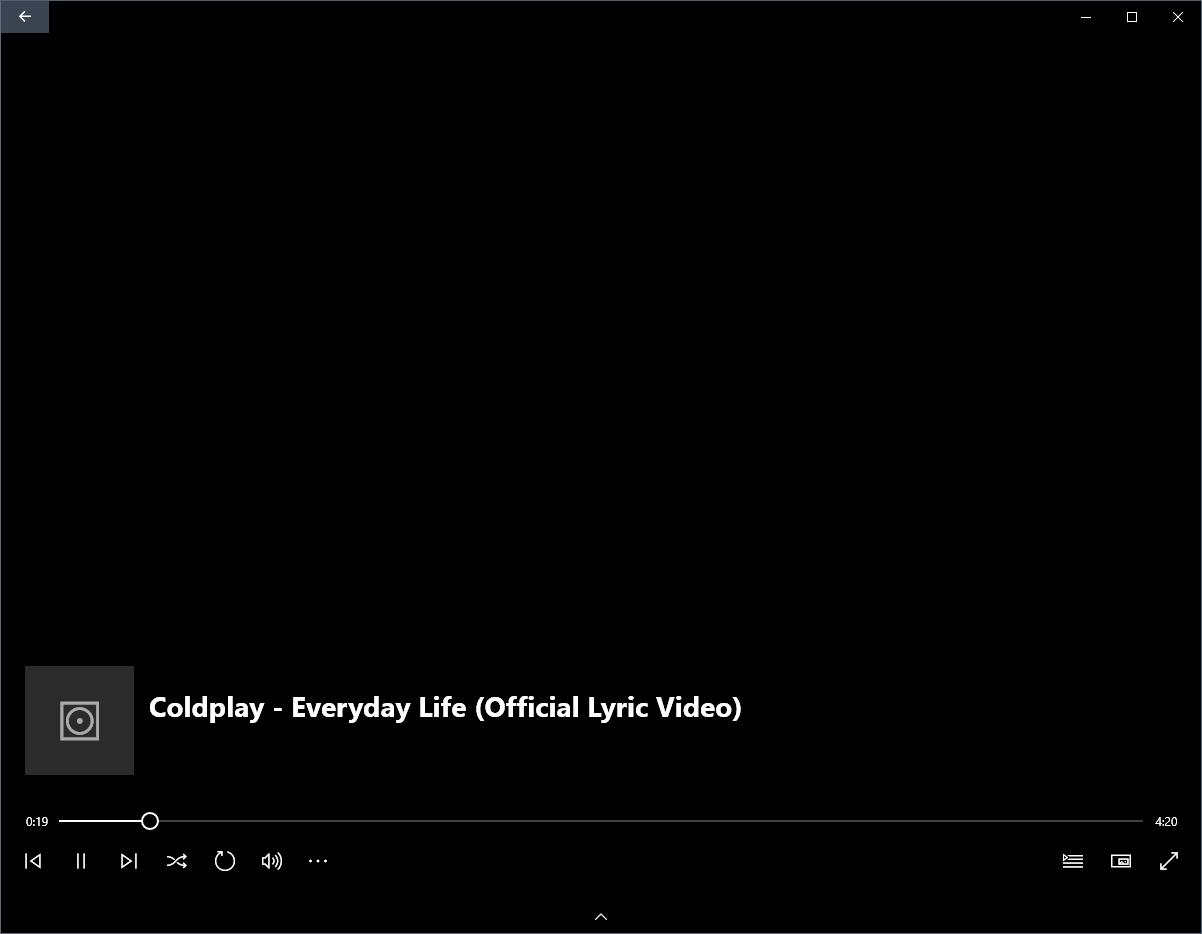 Lagu yang berhasil di download