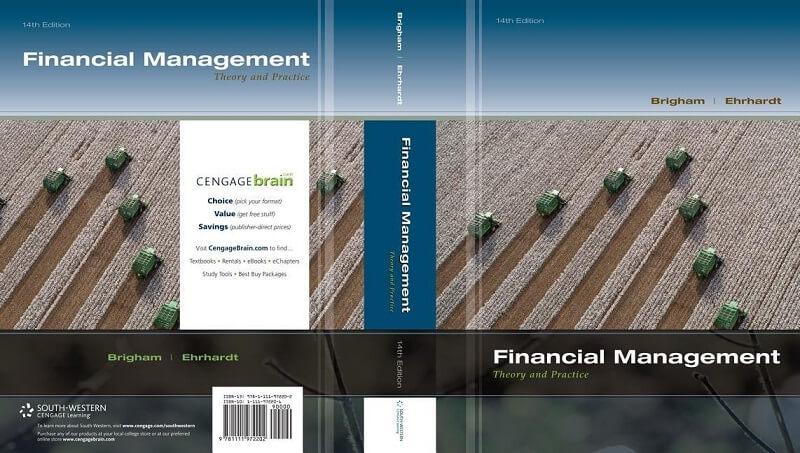Sampul buku financial management