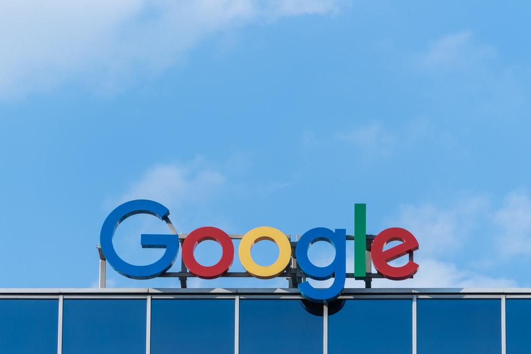 Logo Google di dunia