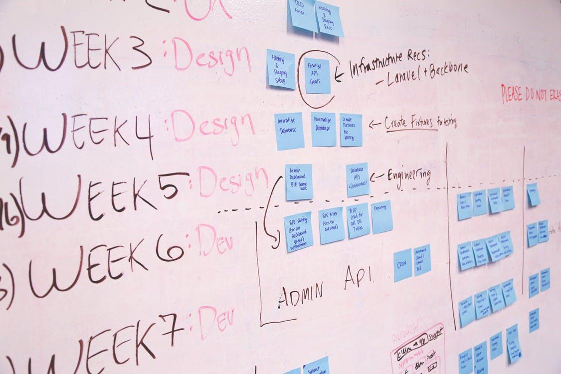 Menyusun rencana atau strategi untuk startup