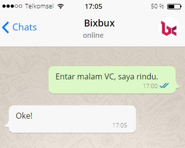 VC WhatsApp