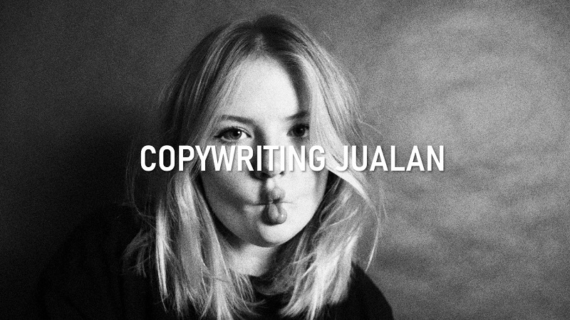 COPYWRITING JUALAN