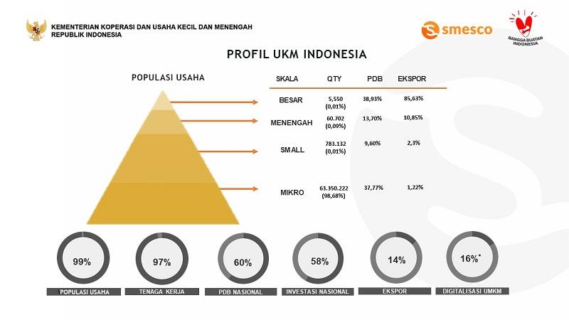 profil UKM Indonesia